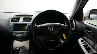 2007 Honda Accord 7th Gen MY07 V6 Luxury Grey 5 Speed Automatic Sedan
