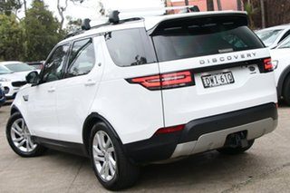 2017 Land Rover Discovery MY17 HSE White 8 Speed Automatic Wagon.