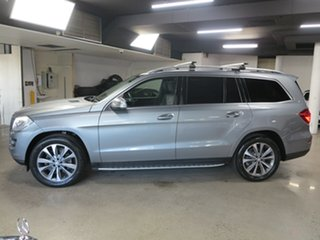 2015 Mercedes-Benz GL-Class X166 GL350 BlueTEC 7G-Tronic + Limited Edition Silver 7 Speed