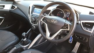 2012 Hyundai Veloster FS + Blue 6 Speed Manual Coupe