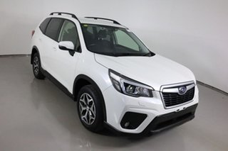 2019 Subaru Forester MY20 2.5I (AWD) White Continuous Variable Wagon