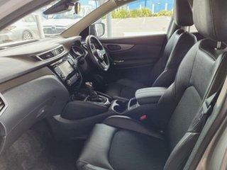 2018 Nissan Qashqai J11 MY18 ST-L Silver Continuous Variable Wagon