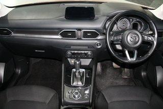 2018 Mazda CX-5 MY18 (KF Series 2) Maxx Sport (4x4) Red 6 Speed Automatic Wagon