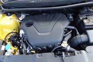 2018 Hyundai Accent RB6 MY19 Sport Yellow 6 Speed Sports Automatic Sedan