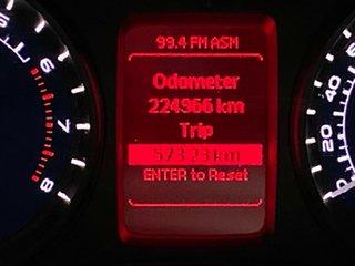 2009 Holden Ute VE MY10 SS V Blue 6 Speed Manual Utility