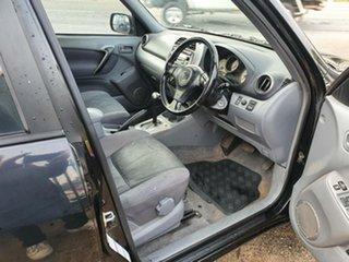 2002 Toyota RAV4 ACA21R Cruiser Black 4 Speed Automatic Wagon
