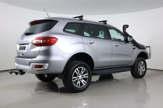 2017 Ford Everest UA MY17.5 Trend (4WD) Silver 6 Speed Automatic SUV