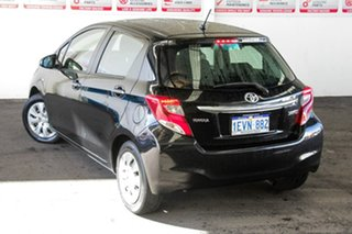 2015 Toyota Yaris NCP130R MY15 Ascent Ink 4 Speed Automatic Hatchback.