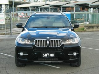2010 BMW X6 E71 xDrive35D Black 6 Speed Automatic Coupe.