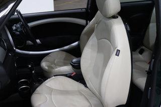 2013 Mini Hatch R56 LCI Cooper S Steptronic Bayswater Dark Green 6 Speed Sports Automatic Hatchback