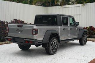 2021 Jeep Gladiator JT MY21 V2 Rubicon Pick-up Billet 8 Speed Automatic Utility