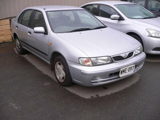 1999 Nissan Pulsar N15II LX Silver 4 Speed Automatic Sedan.