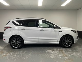 2019 Ford Escape ZG 2019.25MY ST-Line White 6 Speed Sports Automatic SUV