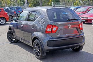 2021 Suzuki Ignis MF Series II GLX Grey 1 Speed Constant Variable Hatchback.