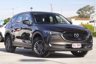 2018 Mazda CX-5 KF2W7A Maxx SKYACTIV-Drive FWD Sport Grey 6 Speed Sports Automatic Wagon.