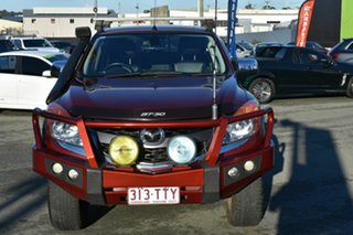2014 Mazda BT-50 MY13 GT (4x4) Maroon 6 Speed Automatic Dual Cab Utility.