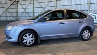2008 Ford Focus LT CL Blue 4 Speed Sports Automatic Hatchback.
