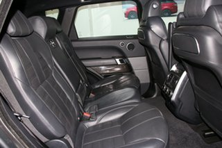 2016 Land Rover Range Rover Sport L494 16.5MY Autobiography Grey 8 Speed Sports Automatic Wagon