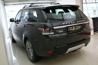 2016 Land Rover Range Rover Sport L494 16.5MY Autobiography Grey 8 Speed Sports Automatic Wagon.