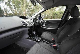 2015 Ford Ecosport BK Trend PwrShift Blue 6 Speed Sports Automatic Dual Clutch Wagon