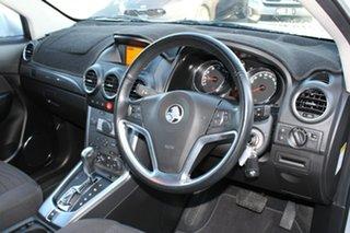 2015 Holden Captiva CG MY15 5 LT Billet Silver 6 Speed Sports Automatic Wagon