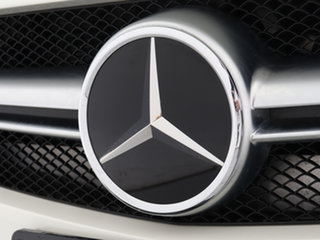2015 Mercedes-Benz CLA45 117 MY15 AMG White 7 Speed Automatic Coupe