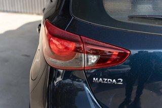 2021 Mazda 2 Mazda2 Deep Crystal Blue Hatchback