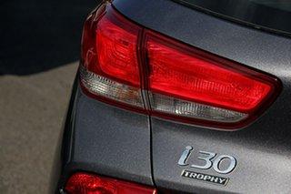 2018 Hyundai i30 PD2 MY18 Trophy Grey 6 Speed Sports Automatic Hatchback