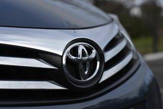 2015 Toyota Corolla ZRE172R Ascent S-CVT Grey 7 Speed Constant Variable Sedan