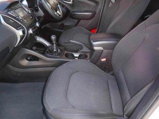 2013 Hyundai ix35 Silver 6 Speed Manual Wagon