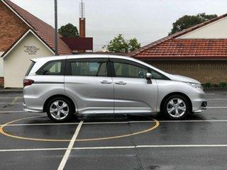 2018 Honda Odyssey RC MY18 VTi Silver 7 Speed Constant Variable Wagon.