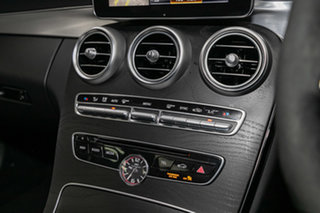 2018 Mercedes-Benz C-Class C205 808MY C63 AMG SPEEDSHIFT MCT S Brilliant Blue 7 Speed
