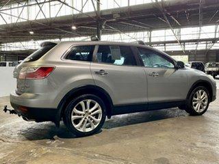 2012 Mazda CX-9 TB10A4 MY12 Grand Touring Silver 6 Speed Sports Automatic Wagon