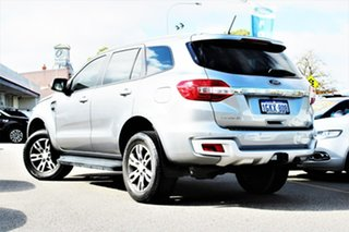 2017 Ford Everest UA 2018.00MY Trend Silver 6 Speed Sports Automatic SUV