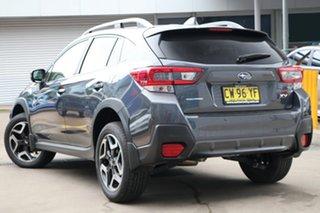 2020 Subaru XV MY20 2.0I-S Magnetite Grey Continuous Variable Wagon