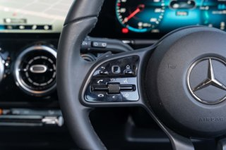 2021 Mercedes-Benz B-Class W247 801+051MY B180 DCT Mojave Silver 7 Speed