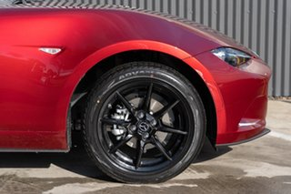 2021 Mazda MX-5 ND SKYACTIV-Drive Soul Red Crystal 6 Speed Sports Automatic Roadster