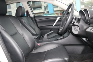 2012 Mazda 3 BL Series 2 MY13 SP25 White 5 Speed Automatic Hatchback