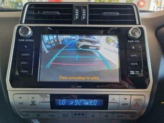 2018 Toyota Landcruiser Prado GDJ150R MY17 GXL (4x4) Glacier White 6 Speed Automatic Wagon