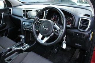 2020 Kia Sportage QL MY20 S AWD Fiery Red 8 Speed Sports Automatic Wagon