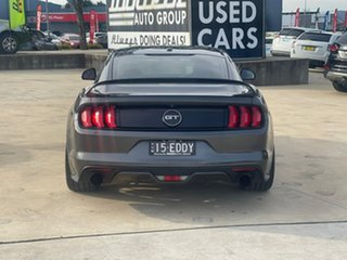 2017 Ford Mustang GT Grey Manual Fastback