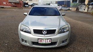 2010 Holden Caprice WM II V Silver 6 Speed Auto Active Sequential Sedan