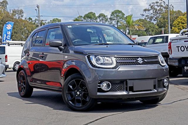 New Suzuki Ignis MF Series II GLX Ebbw Vale, 2021 Suzuki Ignis MF Series II GLX Grey 1 Speed Constant Variable Hatchback