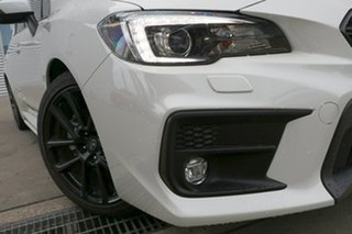 2019 Subaru WRX MY20 Premium (AWD) Crystal White Continuous Variable Sedan.