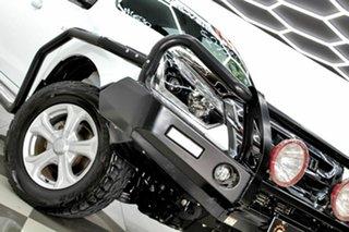 2017 Isuzu D-MAX TF MY17 LS-U HI-Ride (4x2) White 6 Speed Automatic Crew Cab Utility.