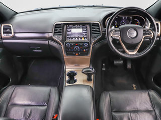 2014 Jeep Grand Cherokee WK MY14 Limited (4x4) Maximum Steel 8 Speed Automatic Wagon