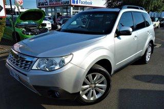 2011 Subaru Forester S3 MY11 XS AWD Premium Silver 4 Speed Sports Automatic Wagon.