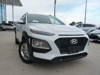 2018 Hyundai Kona OS MY18 Active 2WD Chalk White 6 Speed Sports Automatic Wagon.