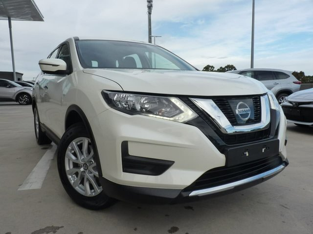 Pre-Owned Nissan X-Trail T32 Series II ST X-tronic 2WD Blacktown, 2018 Nissan X-Trail T32 Series II ST X-tronic 2WD Ivory Pearl 7 Speed Constant Variable Wagon