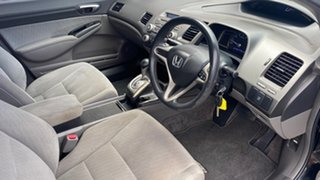 2010 Honda Civic VTi Limited Edition Black Automatic Sedan.